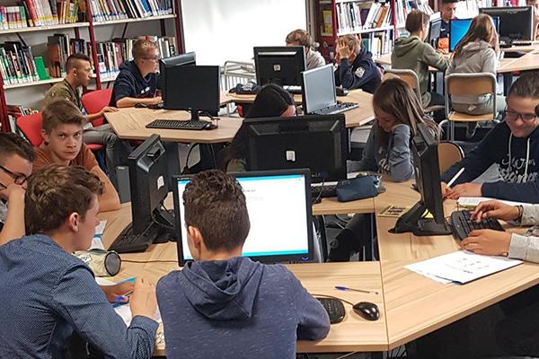 Centre de documentation et d'informations Institut Nicolas Barré Armentières