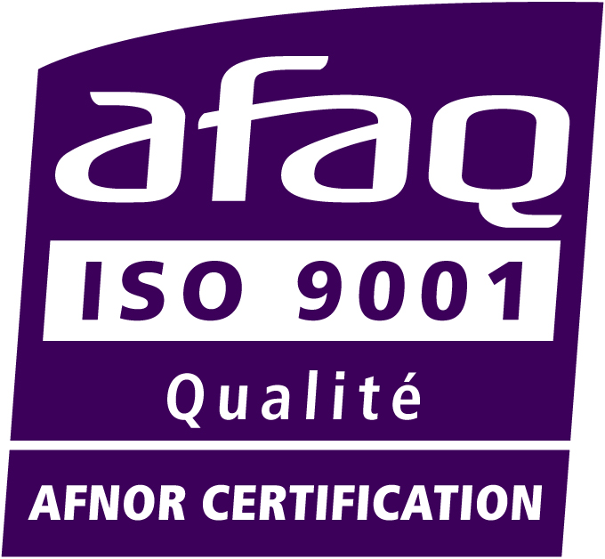 Logo Afaq 9001 Institut Nicolas Barré Armentières