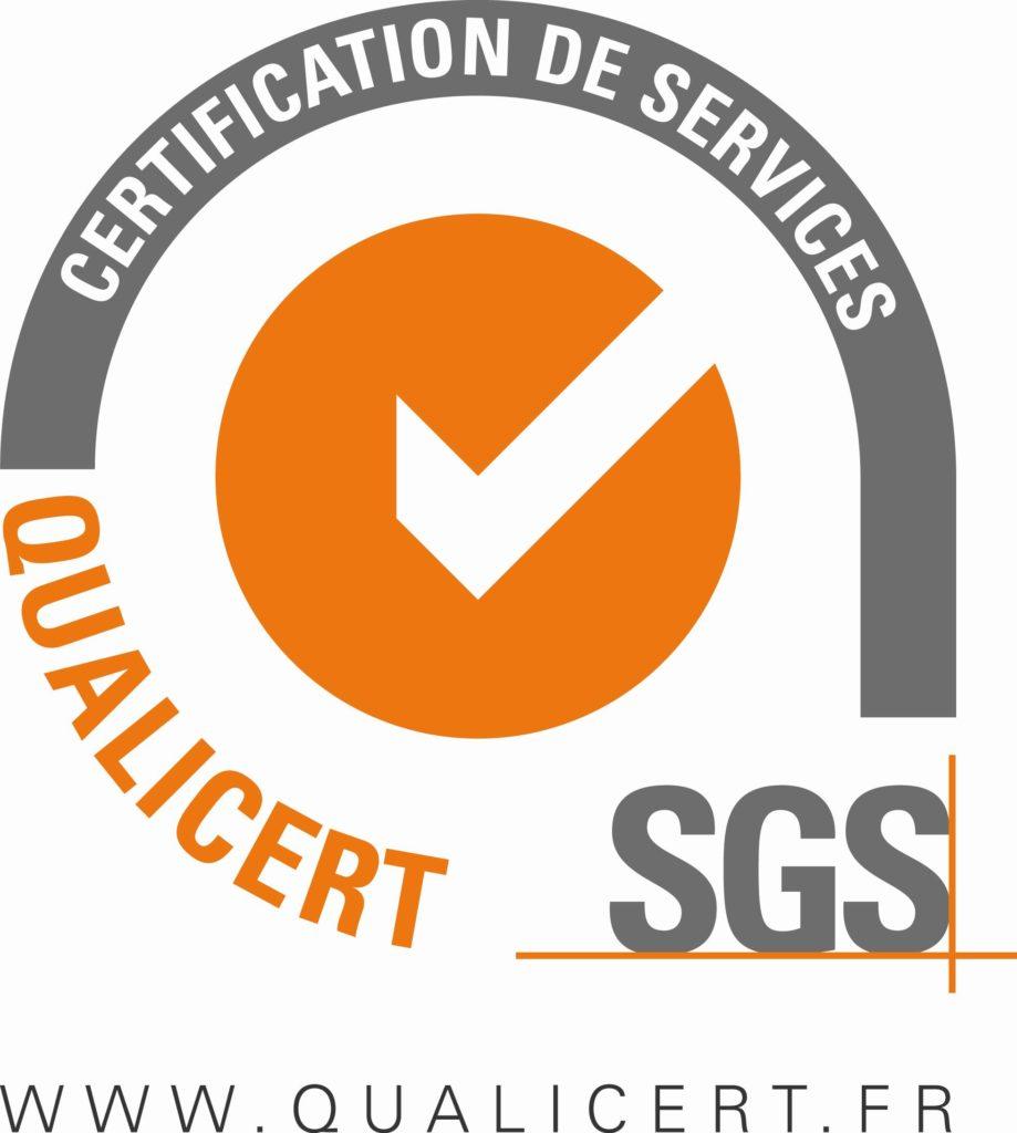 Logo-qualicert-orange Institut Nicolas Barré Armentières
